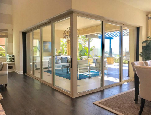 Folding Door technology exclusively from Win-Dor