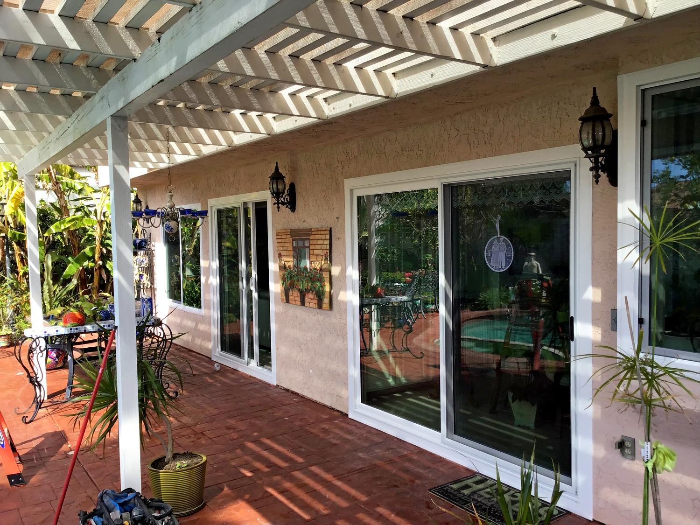Patio Door and Window Replacement in Lemon Grove AFTER