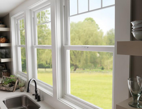 Why We Use Vinyl in Replacement Windows and Doors